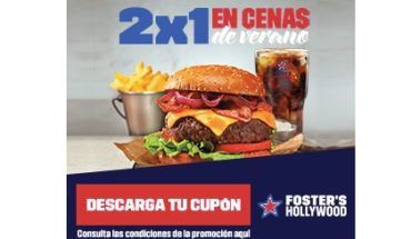 2X1 Foster's Hollywood