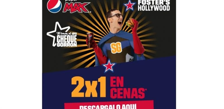 2x1 Fosters Hollywood